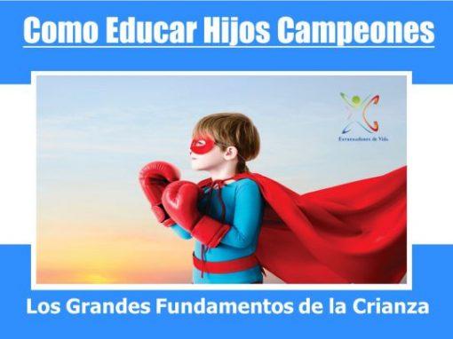 Fc06 Como Educar Hijos Campeones