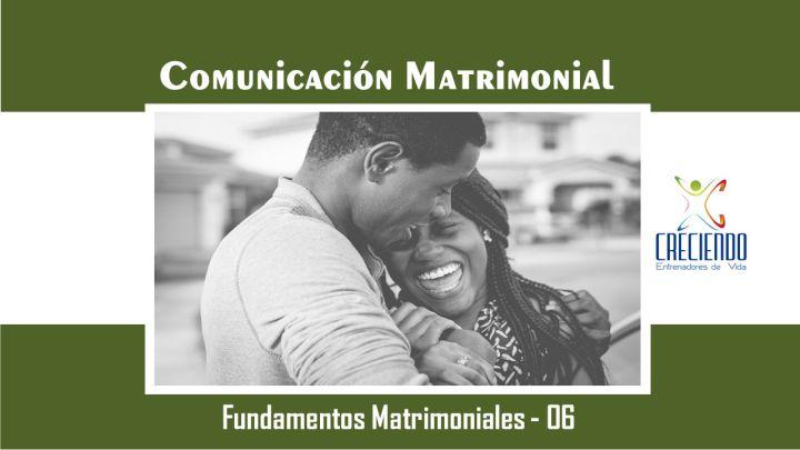 Protegido: Fm06 Comunicación Matrimonial