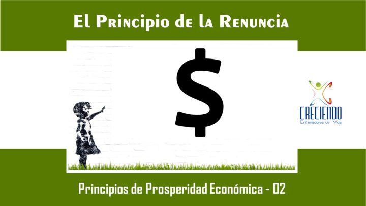 Protegido: Pf02 El Principio de la Renuncia
