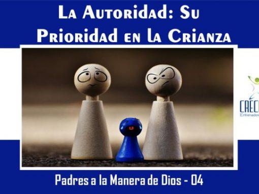 Protegido: Psd04 La Autoridad Prioridad de la Crianza