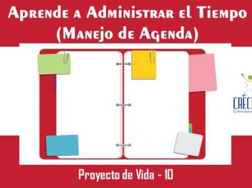 Protegido: Pv10 Administrar el Tiempo (Manejo de Agenda)