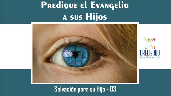 Protegido: Sh03 Predique el Evangelio a sus Hijos