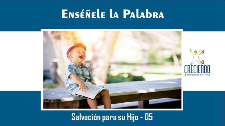 Protegido: Sh05 Enseñe la Palabra a su Hijo
