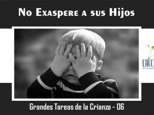 Protegido: Tc06 No Exaspere a sus Hijos